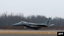 ԱՄՆ օդուժի F-15C Eagle ինքնաթիռ, արխիվ