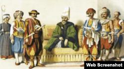 Кримський хан Шахін Ґерай