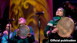 Азербайжандык музыканттар.