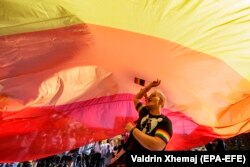 Kosovo passed an antidiscrimination law in 2004 that guarantees the rights of sexual minorities.