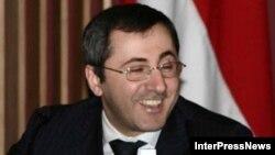 Грузия собиқ адлия вазири Зураб Адеишвили.