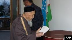 29 марта - день президентских выборов в Узбекистане