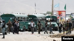 Owganystanyň paýtagy Kabul, 30-njy iýun, 2016.