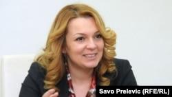 Sumnja se da je bivša ministarka Sanja Vlahović prepisala svoj naučni rad od inostranih autora