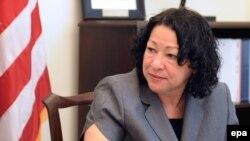 Соня Сотомайор, потенциальный член Верховного суда США