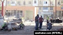 """""""Mir bazary"""" abatlanýar"""