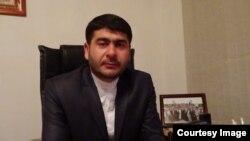Qum məscidinin axundu Hacı İlqar Həsənov