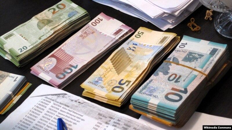 Курс доллара в азербайджане