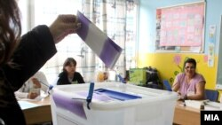 Илустрација-гласање на избори