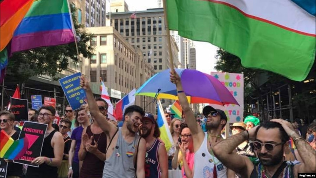 """ЛГБТ-қауымдастық Өзбекстанды Қылмыстық кодекстен """"қызтекелік"""" туралы бапты алып тастауға шақырды"""