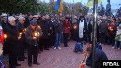 Крим пам'ятає жертв Голодомору.