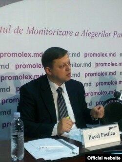 Pavel Postică