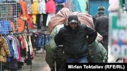 """""""Дордой"""" базары. 24-январь, 2013-жыл."""