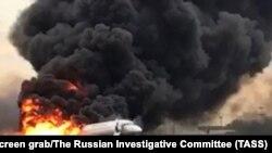 Катастрофа пассажирского лайнера в Шереметьеве