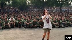 اعتراضات تیانانمن، از زبان تصاویر