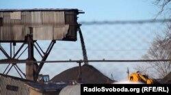 Вугледобувне підприємство в Луганській області