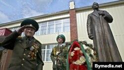 Идеология меняется на газ все хуже. Открытие памятника Дзержинскому в Минске 26 мая