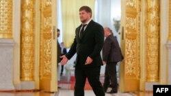 Рамзан Кадыров в Кремле (иллюстративное фото)