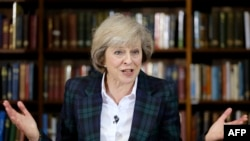 Մեծ Բրիտանիայի ապագա վարչապետը՝ Թերեզա Մեյը
