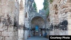 Базилика VI века в Гантиади