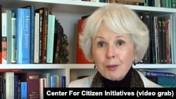 "U.S. native Sharon Tennison established the Center For Citizen Initiatives in 1983 to ""bring about a constructive relationship with the Soviet Union."""