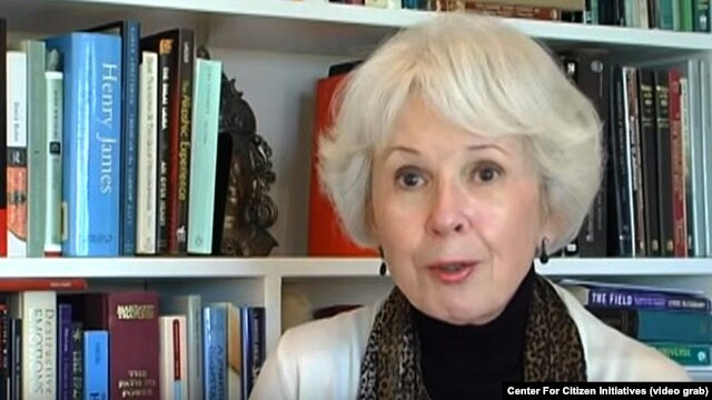 """U.S. native Sharon Tennison established the Center For Citizen Initiatives in 1983 to """"bring about a constructive relationship with the Soviet Union."""""""