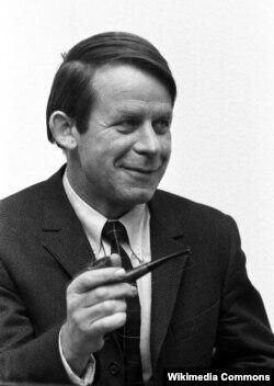 Yazıçı Sigfried Lenz.