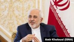 ირანის საგარეო საქმეთა მინისტრი ჯავად ზარიფი