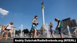 У Києві вдень прогнозують до 28 градусів тепла