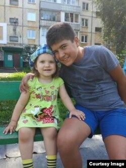 Илья с Марьяной