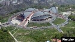 Armenia - The Karen Demirchian Sport and Cultural Complex, Yerevan, 24April2005