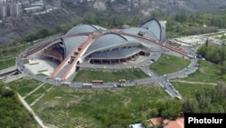 Armenia - The Karen Demirchian Sport and Cultural Complex, Yerevan, 24April2005