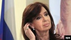 Крістіна Фернандес де Кіршнер