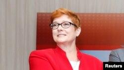Ministrul australian al apărării Marise Ann Payne