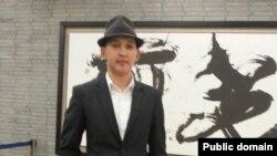 Тлектес Адамбеков, студент Университета Тончжи в городе Шанхае.