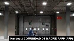 Privremena bolnica u Madridu