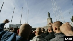 Rights groups say skinhead activity has increased in Russia in recent years