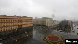 Здание ФСБ России на Лубянке