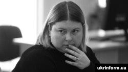 Катерина Гандзюк, украиналық азаматтық белсенді