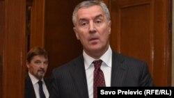 Черногория премьер-министрі Мило Джканович.