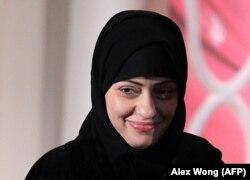 سمر بدوی، از فعالان حقوق زنان، که در عربستان بازداشت شده و کانادا خواستار آزادی اوست.