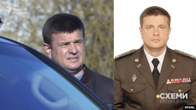 Пізніше журналісти впізнали в цьому чоловікові начальника Головного управління розвідки Міністерства оборони генерала-полковника Василя Бурбу
