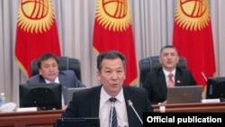 Бакыт Аманбаев. 3 октября 2013 г.