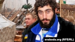 Serhiy Nihoyan was the first Euromaidan protester killed.