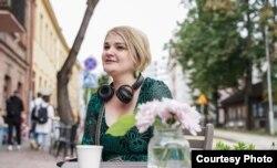 Лізавета Кажакіна. Фота August2020