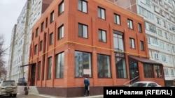 Здание, где ранее на третьем этаже располагался офис адвокатов. Там и произошло нападение.