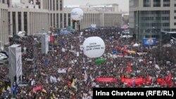 მოსკოვი, 2011 წლის 24 დეკემბერი