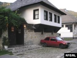 Rodna kuća Ive Andrića u Travniku