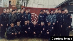 "The self-proclaimed ""people''s governor of Ukraine's the Donetsk region Pavel Gubarev as a Russian nationalist."