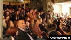 Festivalul de poezie Meridian de la Cernăuți